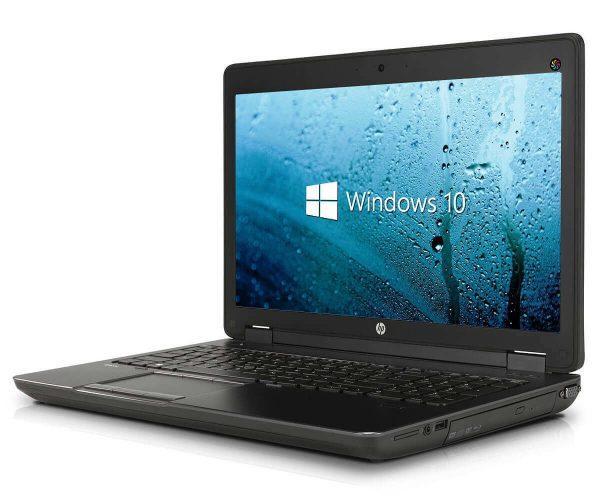 لپ تاپ استوک HP ZBOOK 15 -B