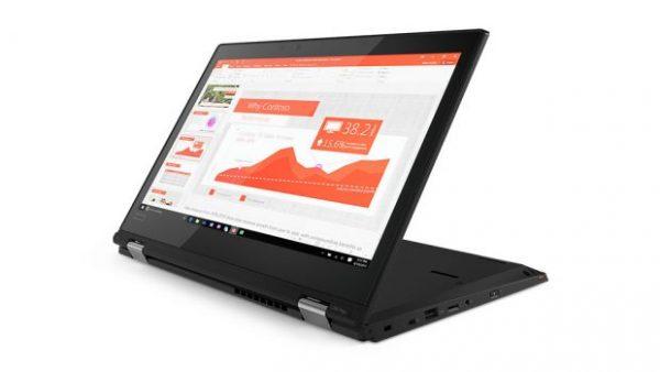 لپ تاپ استوک Lenovo Thinkpad L380 Yoga