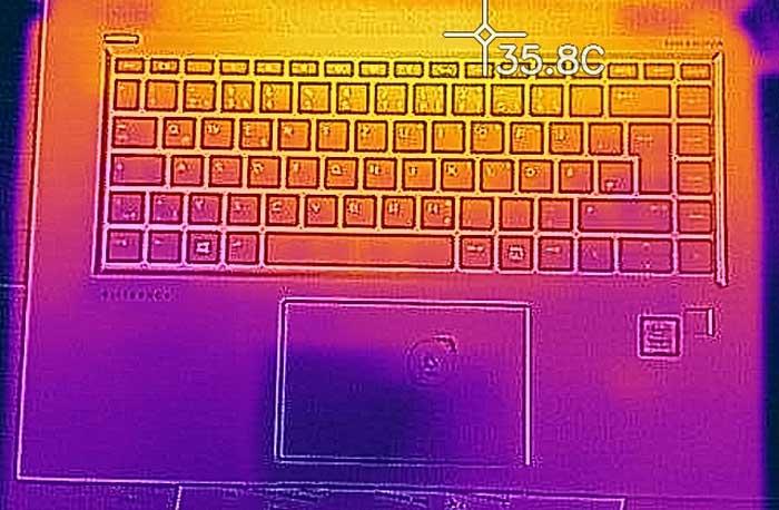 لپ تاپ گیمینگ hp EliteBook 1050G1
