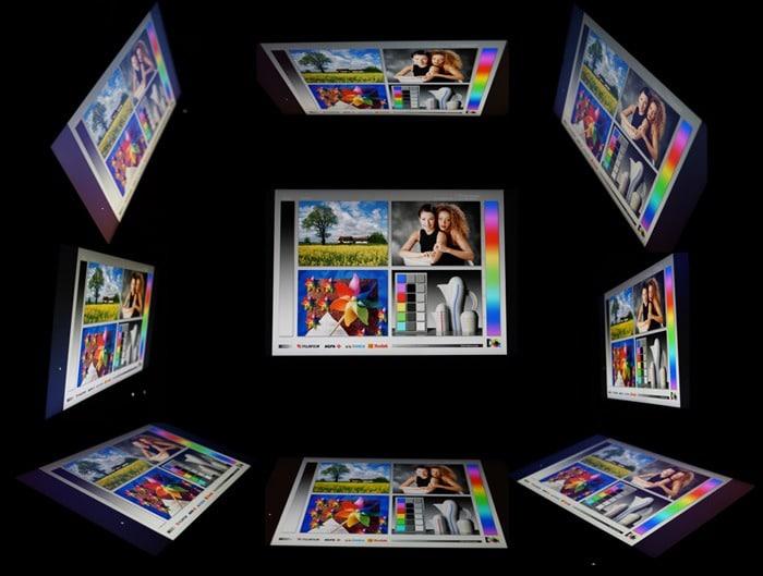 کیفیت تصویر نمایشگر لپ تاپ Dell 7250 i5