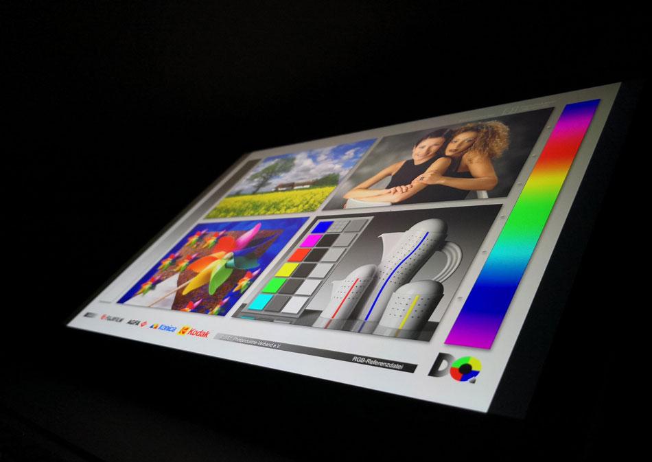 Google Pixelbook Chromebook کیفیت نمایشگر