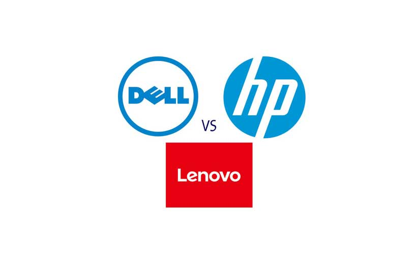 hp or dell or lenovo