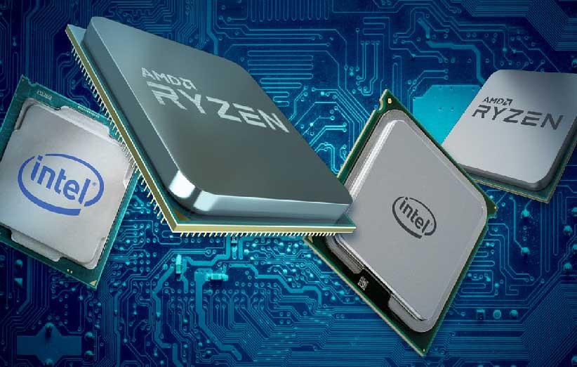 100 سی پی یو (CPU) برتر لپ تاپی دنیا تا اردیبهشت ۹۹