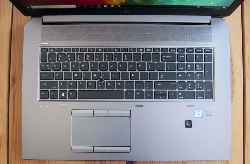 HP ZBOOK G6