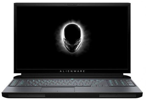 DELL Alienware Area-51m TOBII
