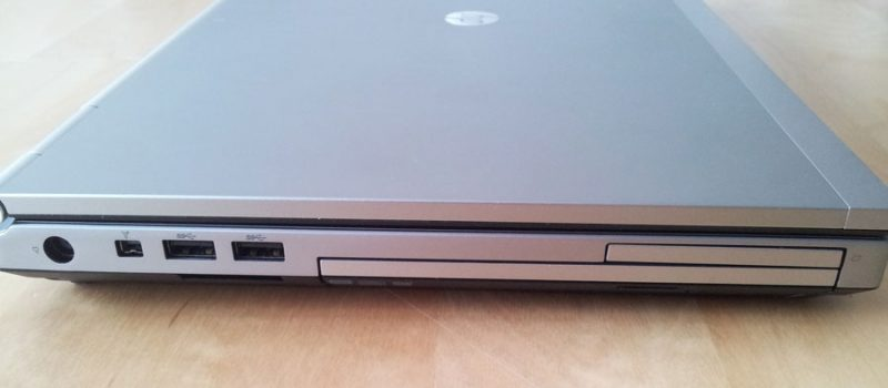 لپ تاپ Hp Elitebook 8470p i5
