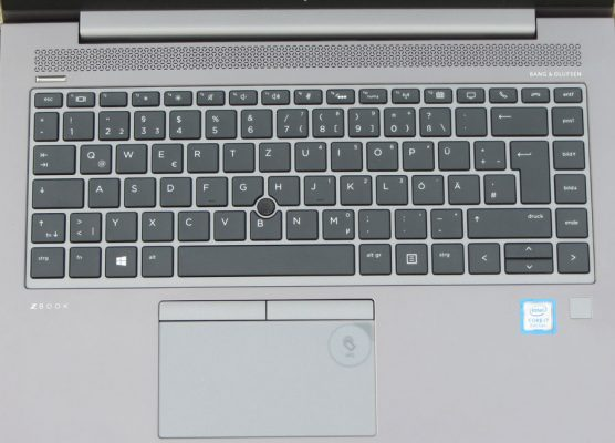 KEY-AND-TOUCHPAD