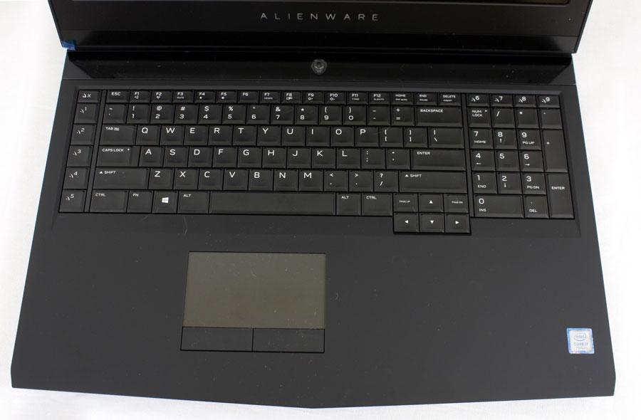 KEYBOARD Dell Alienware 17
