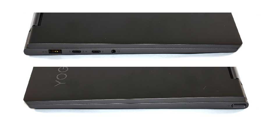 PORTS Lenovo Yoga C940